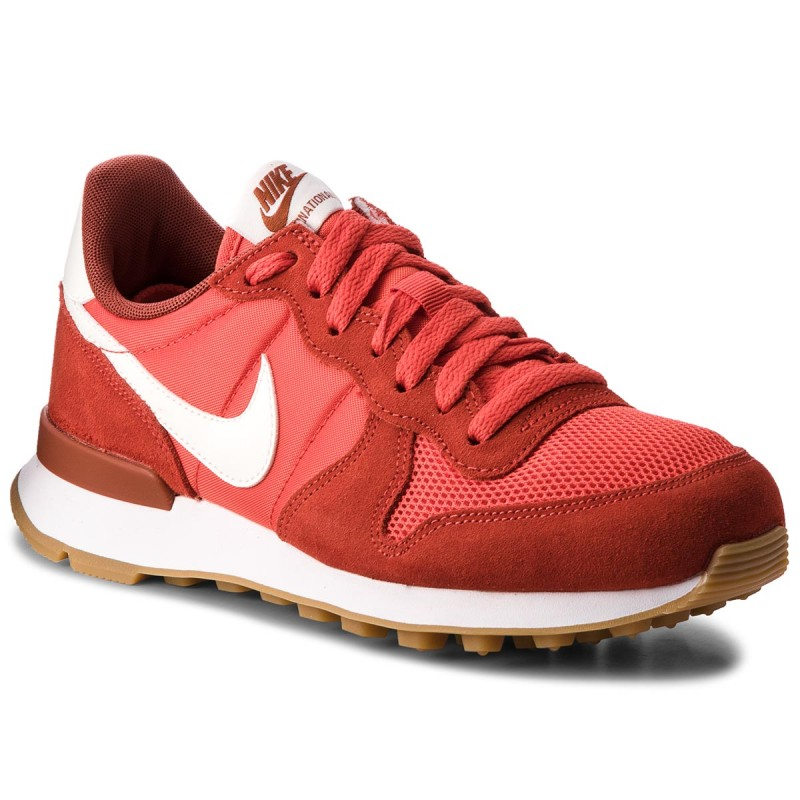 Schuhe NIKE-Internationalist 828407 613 Habanero Red/Mars Stone/Sail