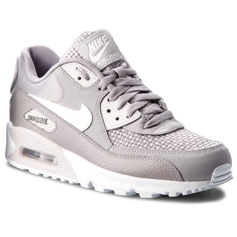Schuhe NIKE-Air Max 90 Se 881105 005 Atmosphere Grey/White