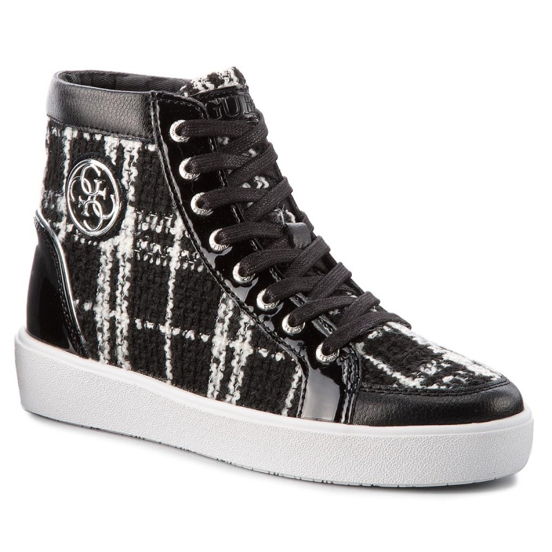 Sneakers GUESS-FLACE3 FAB12 WHITBL
