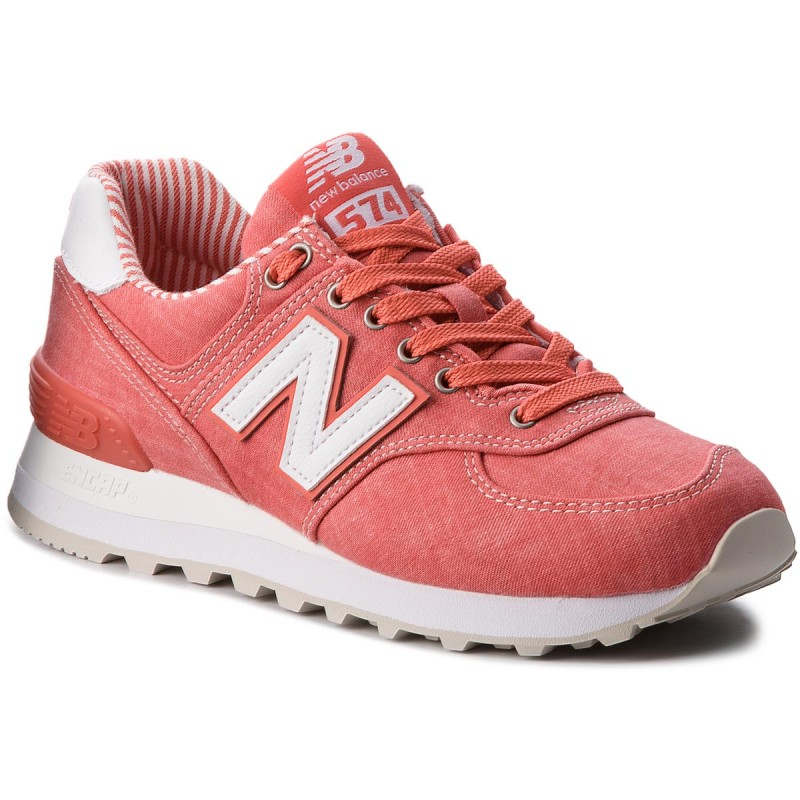 Sneakers NEW BALANCE-WL574CHE Rot