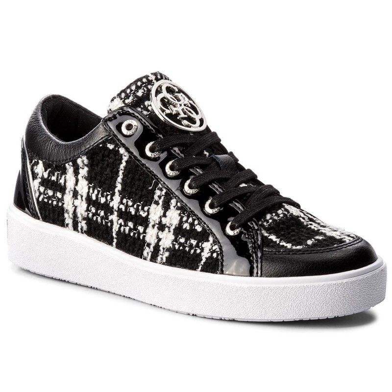 Sneakers GUESS-FLGLN3 FAB12 WHIBL