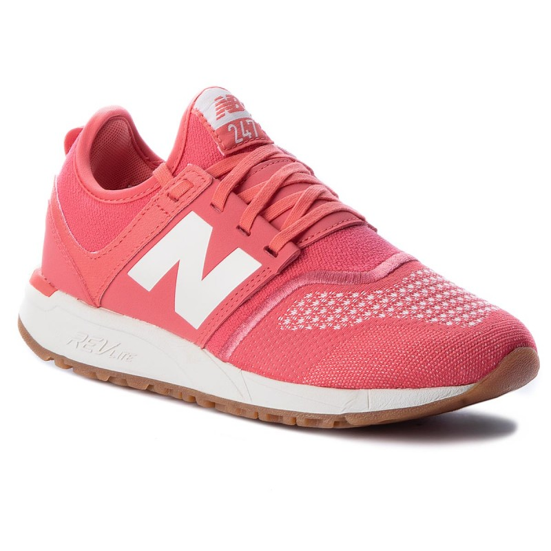 Sneakers NEW BALANCE-WRL247TF Rosa