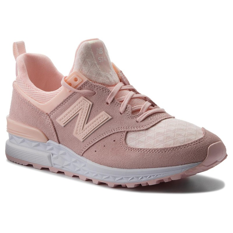 Sneakers NEW BALANCE-WS574SNC Rosa