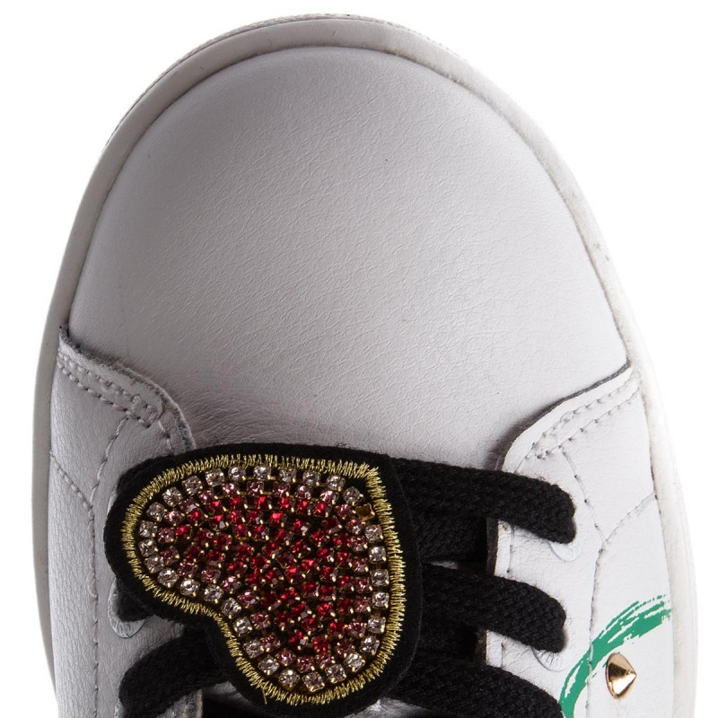 Sneakers GUESS-FLUPE3 LEM12 WHIGR