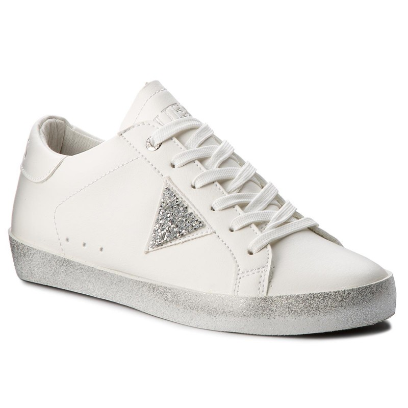 Sneakers GUESS-Vega FLVGA1 ELE12 WHITE