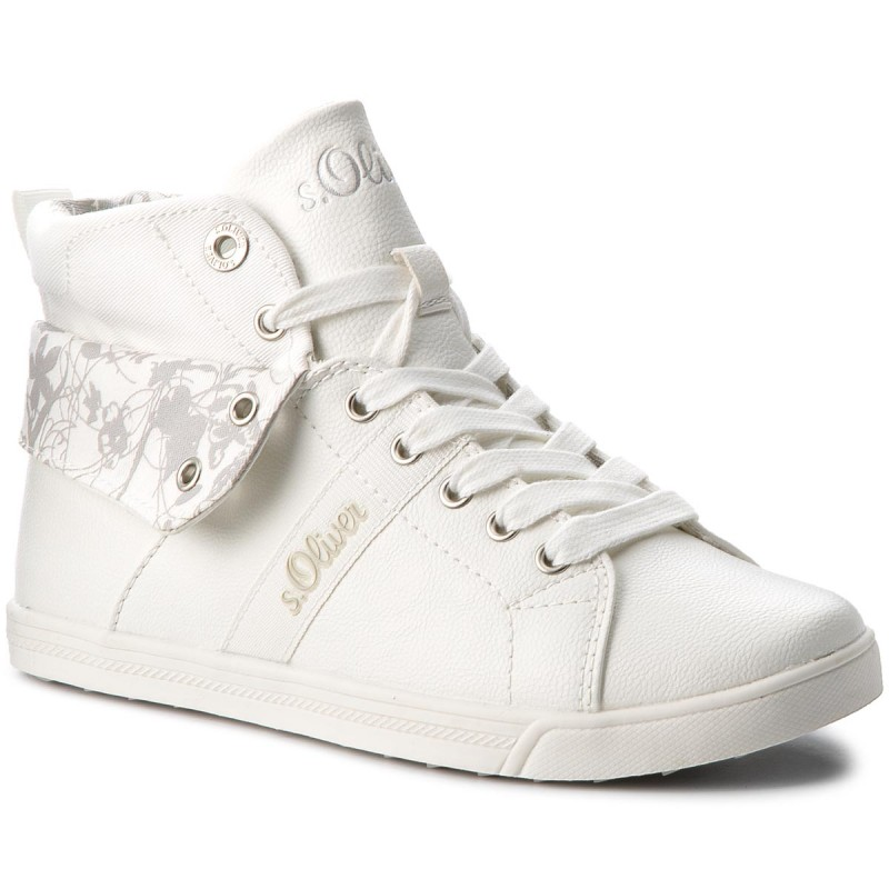 Sneakers SOLIVER-5-25208-20 White 100