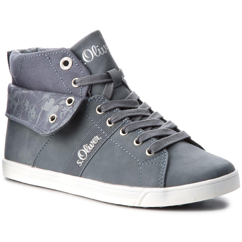 Sneakers SOLIVER-5-25208-20 Denim 802