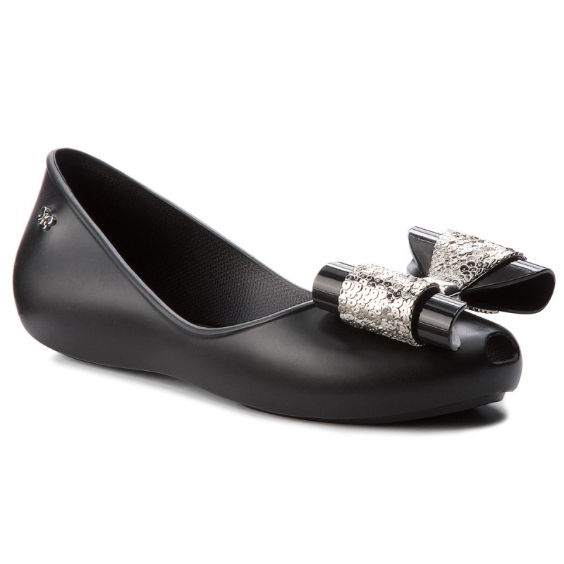 Ballerinas ZAXY-Glam Sap Hugtec Ad 17194 Black 90101 BB285058 02064