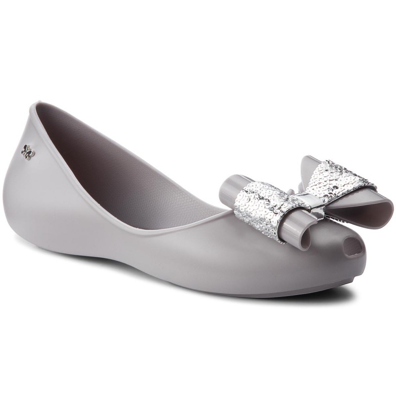 Ballerinas ZAXY-Glam Sap Hugtec Ad 17194 Grey 90140 BB285059 02064
