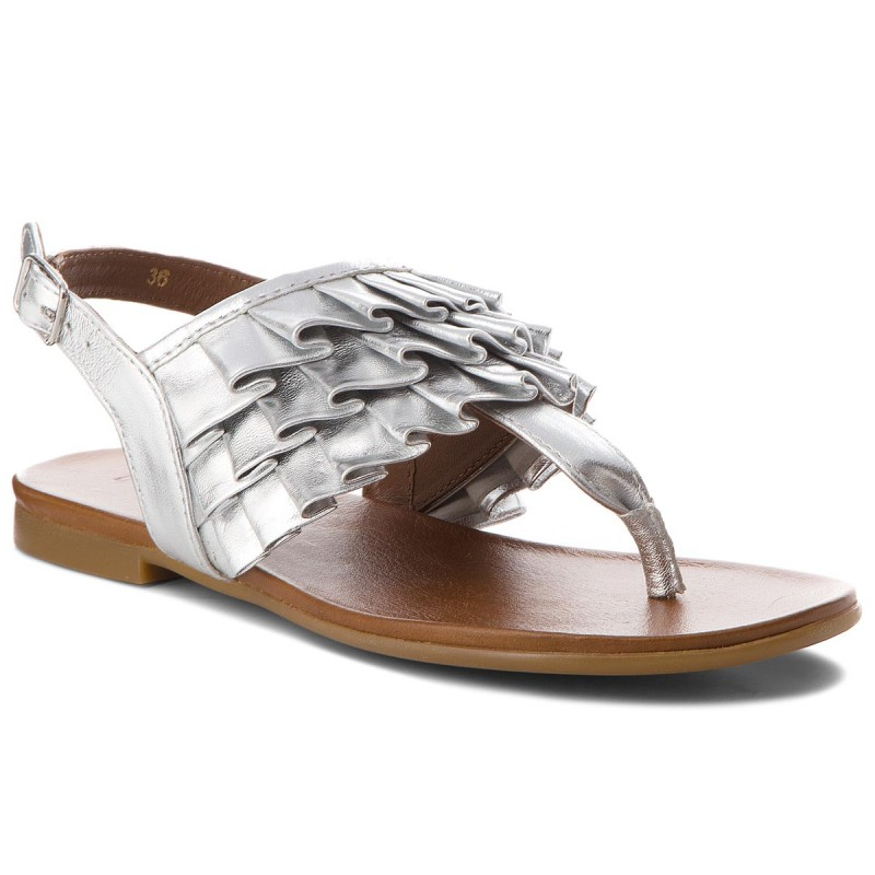 Zehentrenner INUOVO-8337 Silver