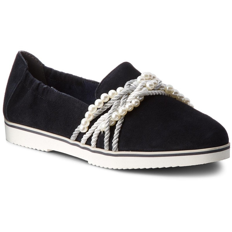Lords Schuhe TAMARIS-1-24218-30 Navy 805