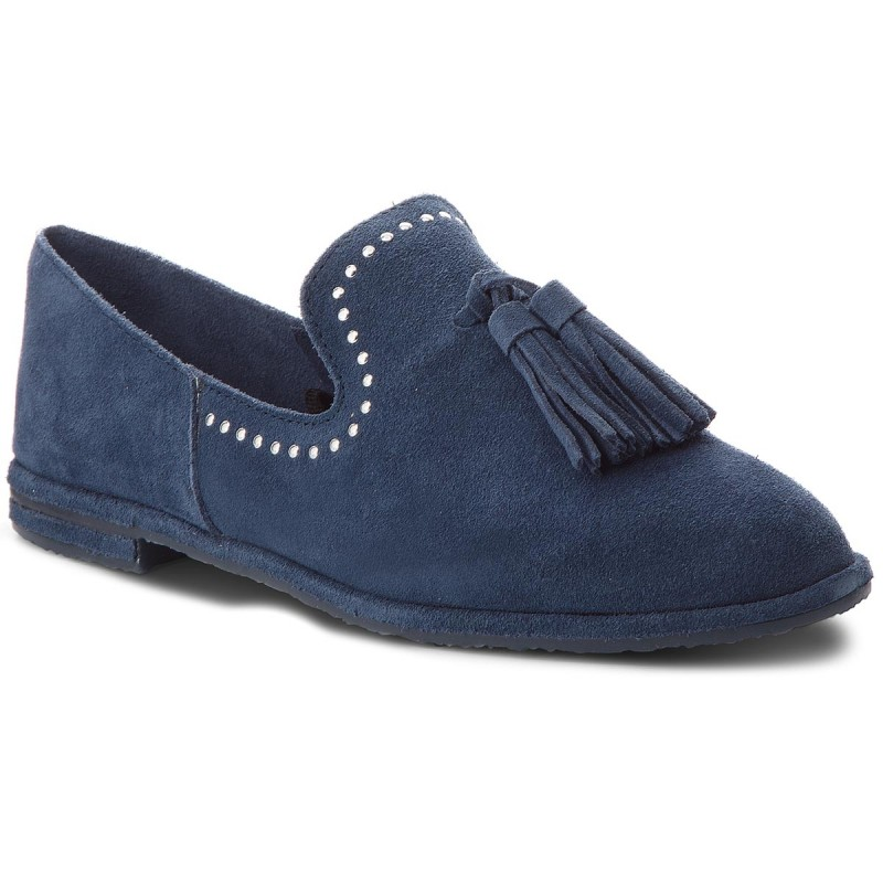 Lords Schuhe MARCO TOZZI-2-24239-30 Navy 805