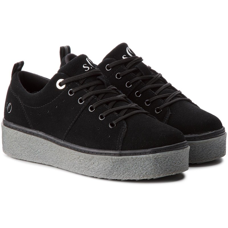 Sneakers SOLIVER-5-23629-20 Black 001