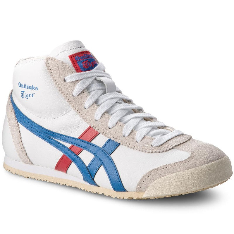 Sneakers ASICS-ONITSUKA TIGER Mexico Mid Runner DL409 White/Daphne 0143