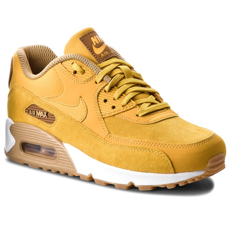 Schuhe NIKE-Air Max 90 Se 881105 700 Mineral Yellow/Mineral Yellow