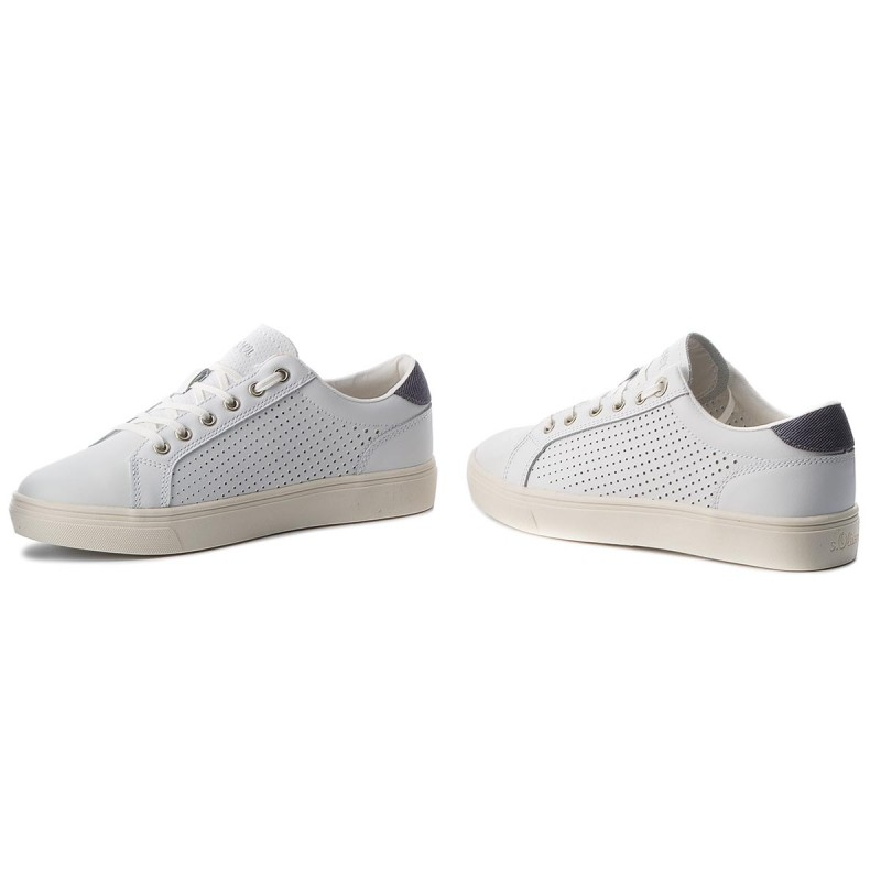 Sneakers SOLIVER-5-23620-20 SOLIVER-5-23620-20 SOLIVER-5-23620-20 White Nappa 102 0984b1