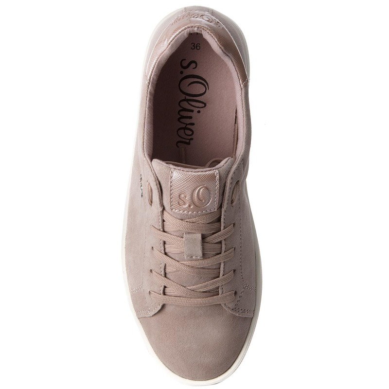 Turnschuhe SOLIVER-5-23625-20 Pale Rose 549