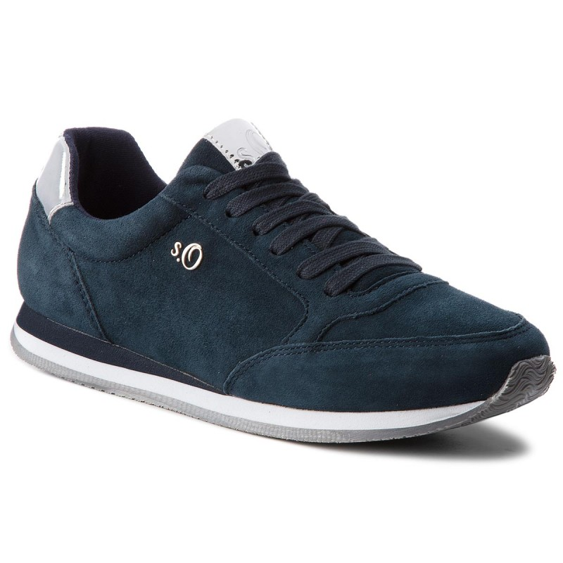 Sneakers SOLIVER-5-23630-20 Navy 805