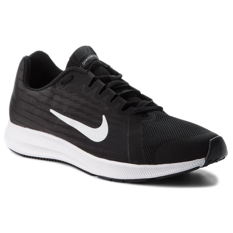 Schuhe NIKE-Downshifter 8 (GS) 922853 001 Black/White/Anthacite