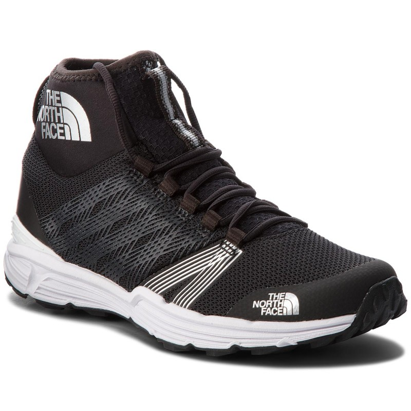 Schuhe THE NORTH FACE-Litewave Ampere II Hc T939INKY4  Tnf Black/Tnf White
