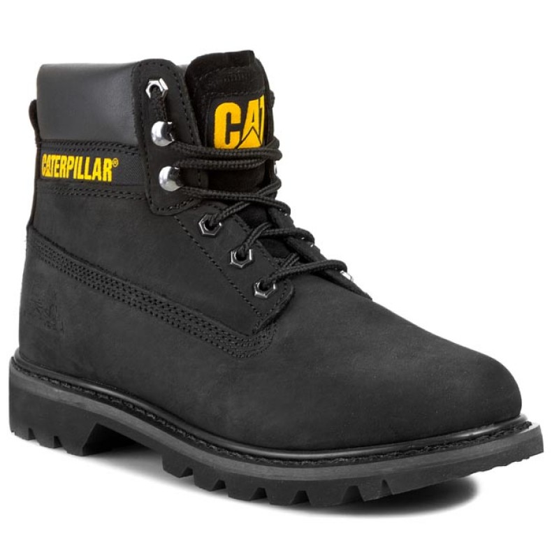 Trapperschuhe CATERPILLAR-Colorado WC44100909  Black