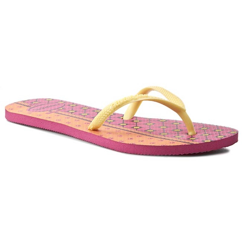 Zehentrenner HAVAIANAS-Fl Mix Cf 41303512655 Orchid Rose