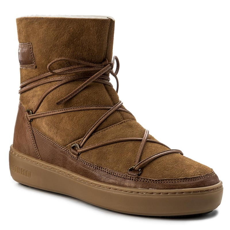 Schneeschuhe MOON BOOT-Pulse Low Shearling 24102700002 Whisky