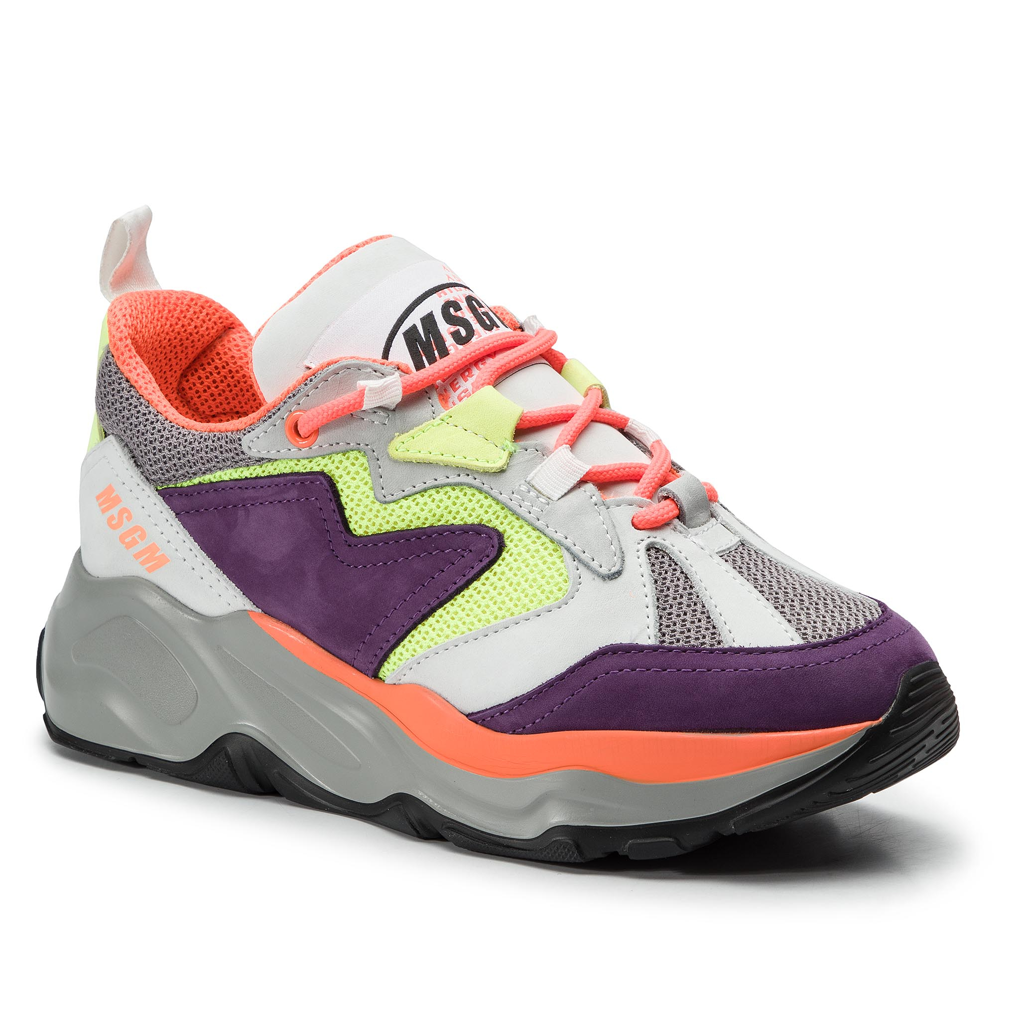 MSGM Attack Sneakers 2642MDS2086 700 74