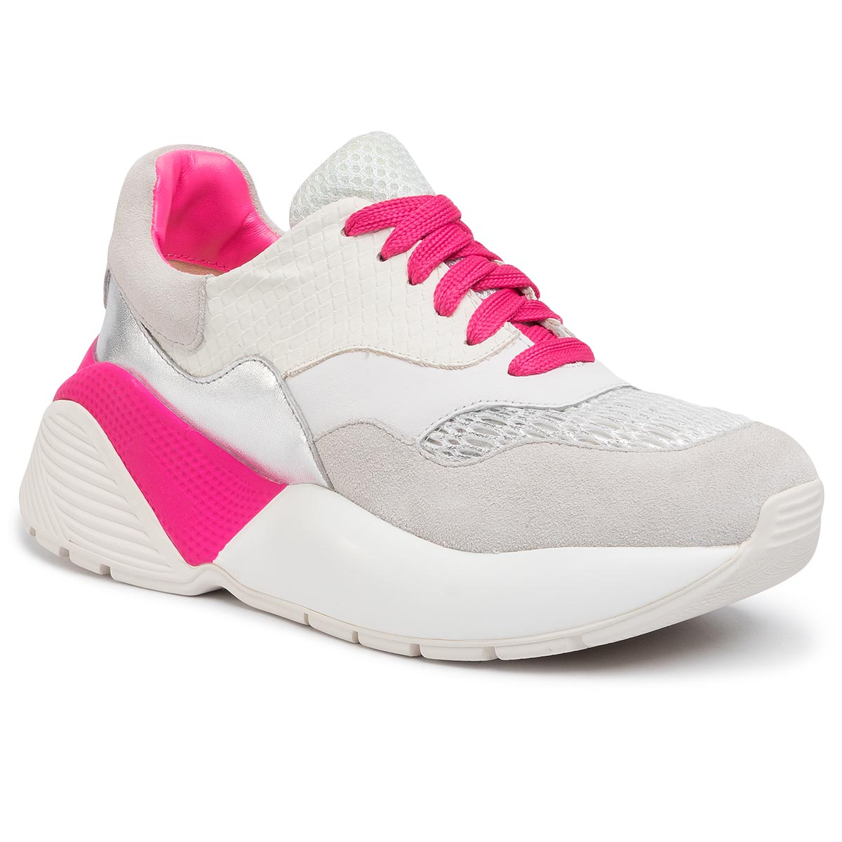 TwinSet Running 201TCP150 Bic.Ottico/Fuxia Fluo 04831