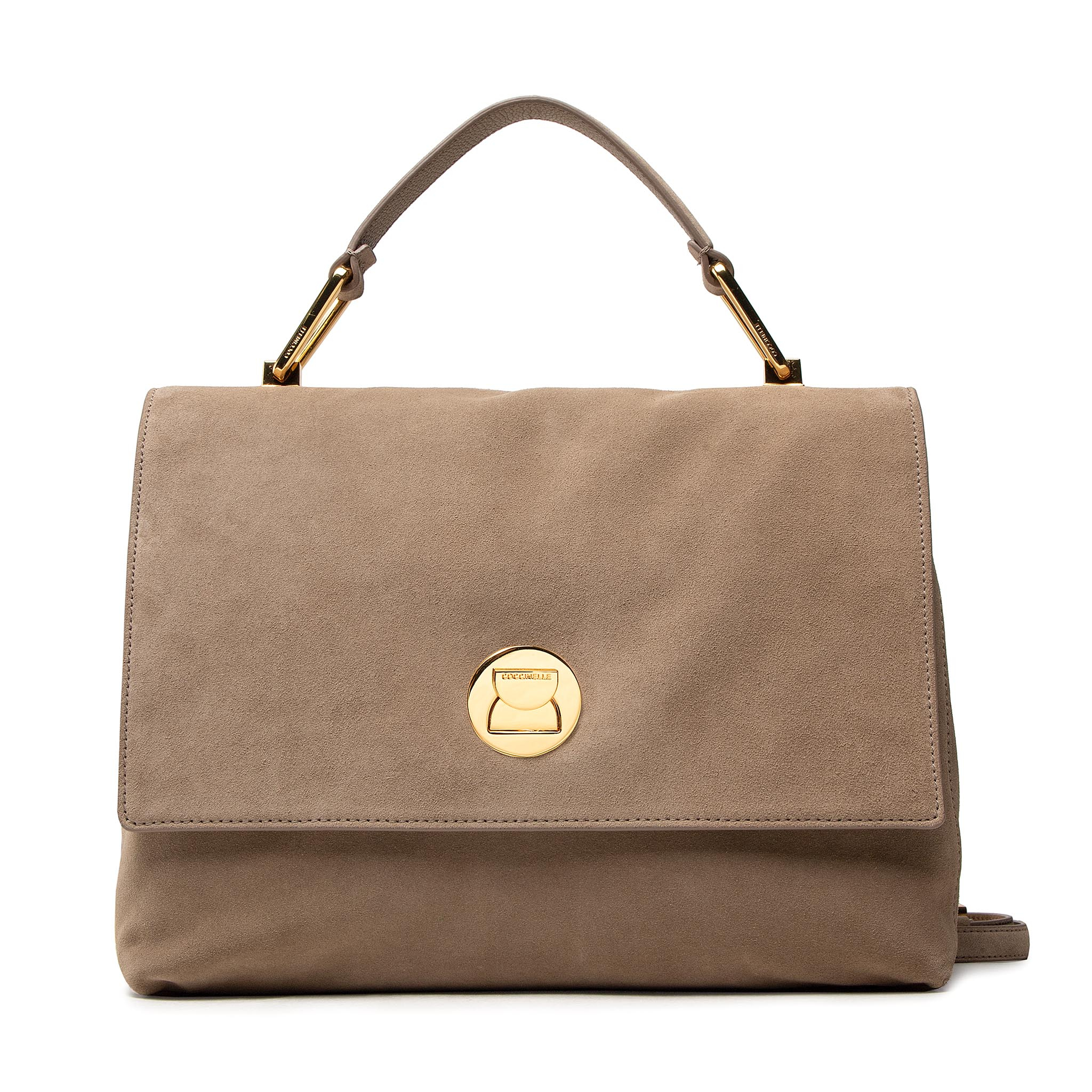 Coccinelle ID1 Liya Suede E1 ID1 18 01 01 New Taupe/New Taupe