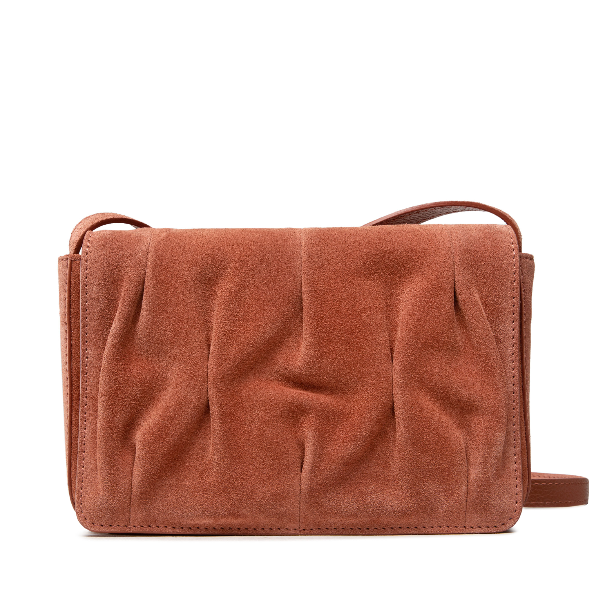 Coccinelle IC1 Marquise Goodie Suede E1 IC1 12 02 01 Cinnamon R50