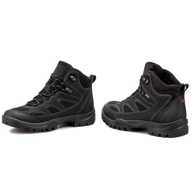 Trekkingschuhe ECCO-Xpedition III GORE-TEX 81116453859  Black