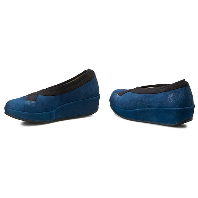 Halbschuhe FLY LONDON  Bobi Bobi Bobi P500586007 Blue e0c0a2