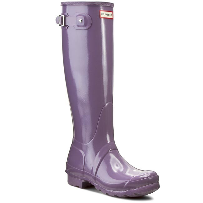 Gummistiefel HUNTER                                                    Womens Org Tall WFT1000RGL Thundercloud