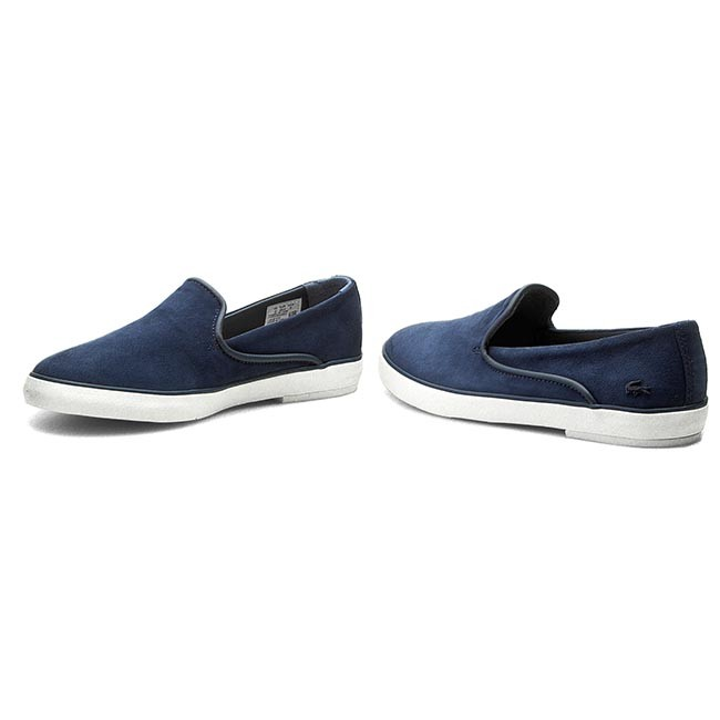 Lords Caw Schuhe LACOSTE-Cherre 116 1 Caw Lords 7-31CAW0105003 Nvy Werbe Schuhe baaa97