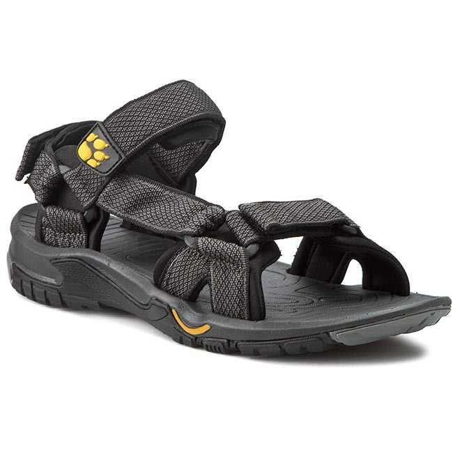 Sandalen JACK WOLFSKIN-Lakewood Ride Sandal M Burly Yellow
