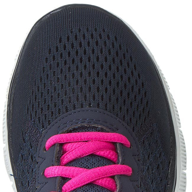 Schuhe SKECHERS                                                      Obvious Choice 12058/NVPK Navy/Pink d1e7eb