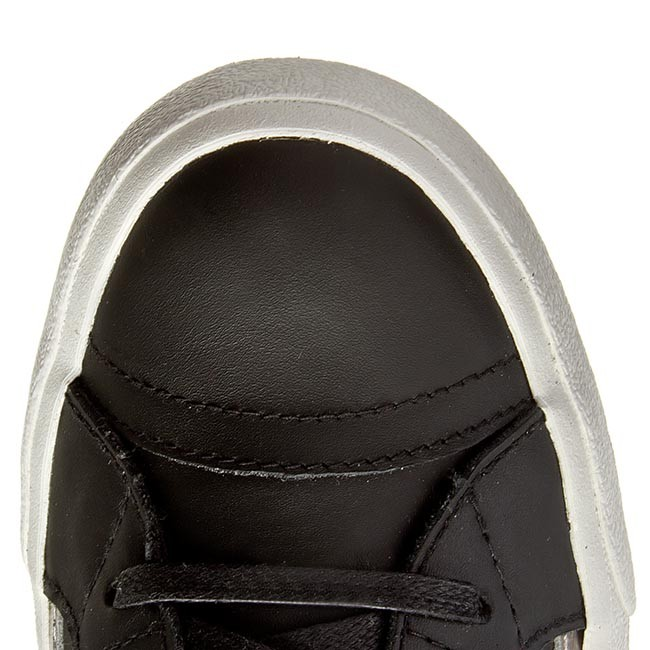 Sneakers W DIESEL  D-String Plus W Sneakers Y01323 P0894 H5946 Black/Platinum 16605b