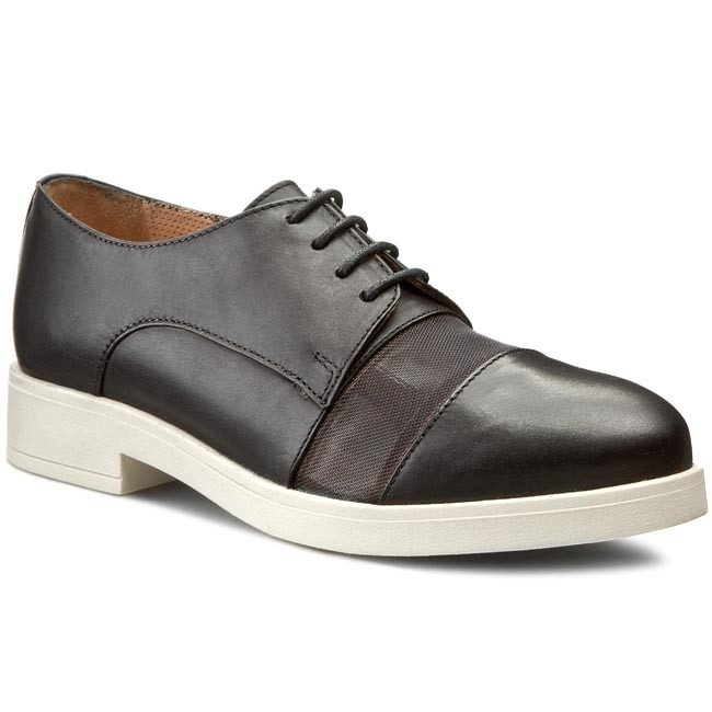 Oxfords BRUNO PREMI BY BPRIVATE Softy Rete E2206X Nero
