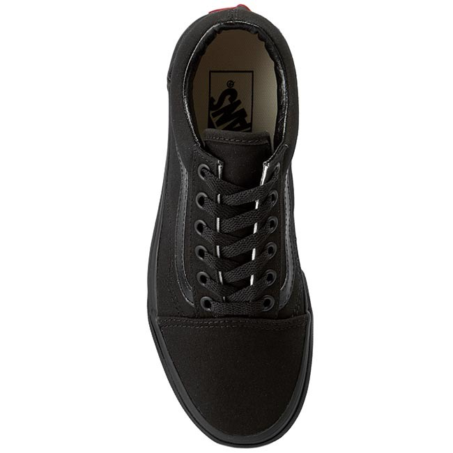 Turnschuhe VANS-Old Skool VN000D3HBKA Black