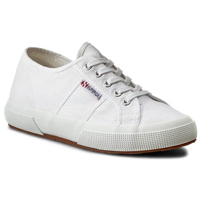 Turnschuhe SUPERGA  2750 Plus Cotu S003J70 White 901