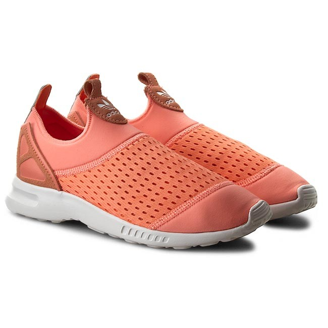 Schuhe adidas Zx Flux Adv Smooth Slip On S75740 Sunglo/Sunglo/Sorang