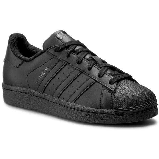 8a36e178d5 Schuhe adidas - Superstar Foundation J B25724 Cblack - Sneakers ...