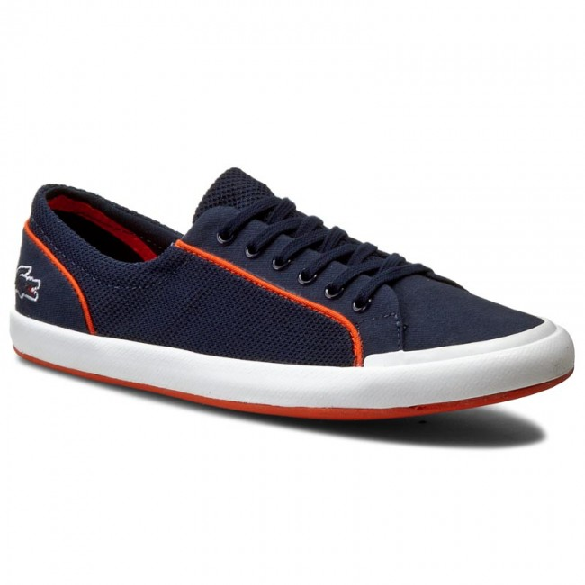 Turnschuhe LACOSTE-Lancelle Lace 6 Eye Nvy 216 2 Spw 7-31SPW0047003 Nvy Eye Werbe Schuhe 793ee4