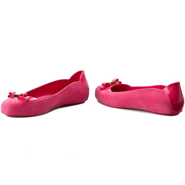 Ballerinas MELISSA-Pump MELISSA-Pump Ballerinas It Flocked Ad 31912 Pink 01148 Werbe Schuhe e9d1f8