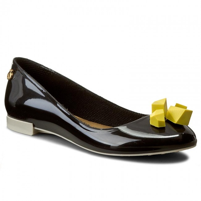 Ballerinas LEMON JELLY Pixel 01 Black