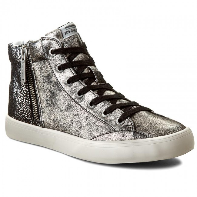 Sneakers PEPE JEANS                                                    Clinton Break Metal PLS30393 Chrome 952