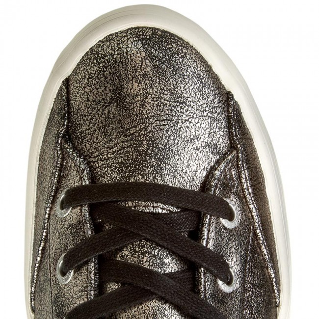 Sneakers PEPE JEANS-Clinton JEANS-Clinton PEPE Break Metal PLS30393 Chrome 952 Werbe Schuhe cb0752