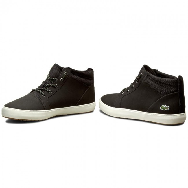 Sneakers Sneakers Sneakers LACOSTE-Ampthill Chukka 416 1 SPW 7-32SPW0154024 Blk Werbe Schuhe 27fba9