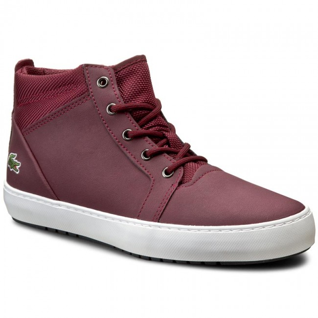 Sneakers LACOSTE Ampthill Chukka 416 1 Spw 7-32SPW01541V9 Burg